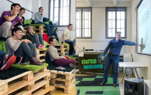 Business Punk | Startupbootcamp | Reportage